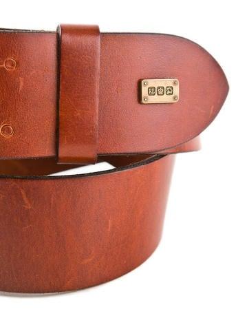 Ralph Lauren Wide Leather Belt