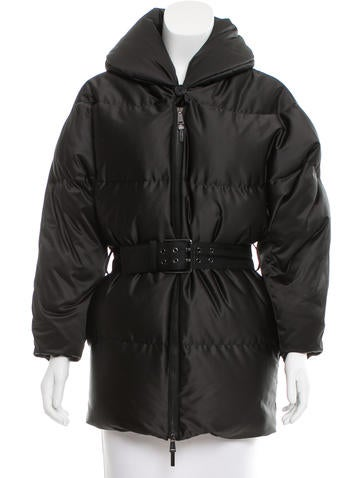Ralph Lauren Collection Belted Puffer Coat None