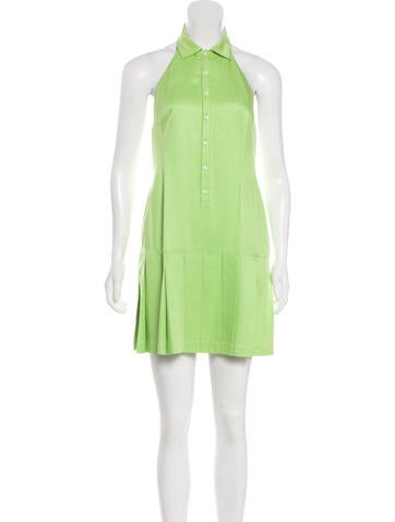 Ralph Lauren Collection Sleeveless Mini Dress None