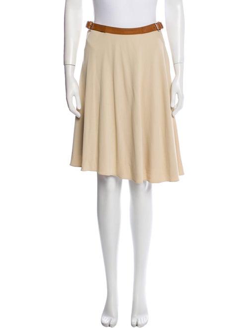 Ralph Lauren Collection Mini Skirt