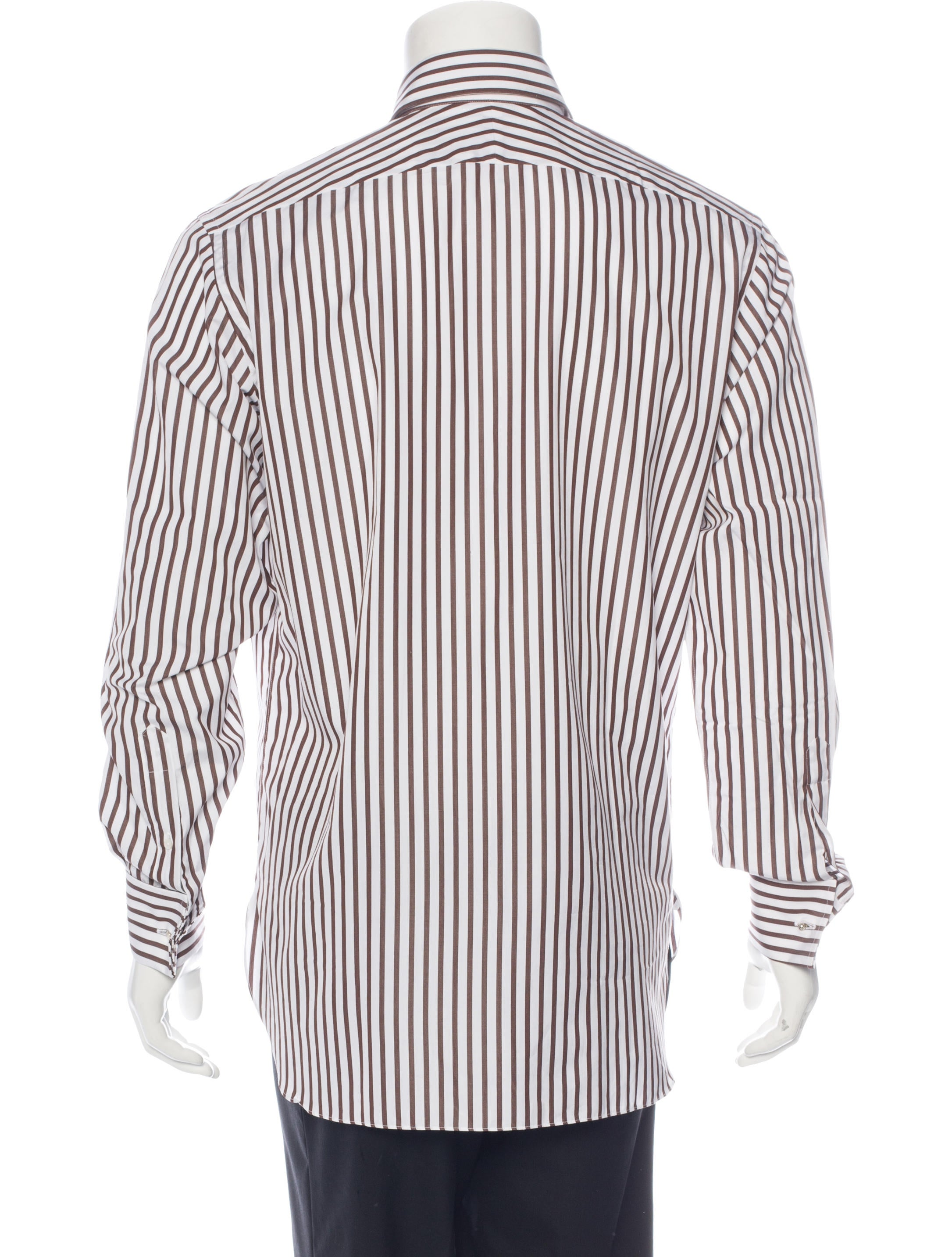 ralph auriemma striped french cuff shirt w tags. Black Bedroom Furniture Sets. Home Design Ideas
