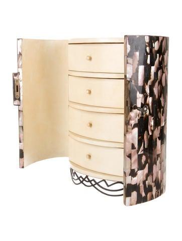 R Y Augousti Jewelry Box Decor And Accessories