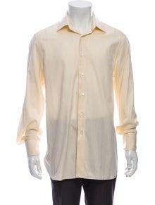 Stefano Ricci Long Sleeve Dress Shirt