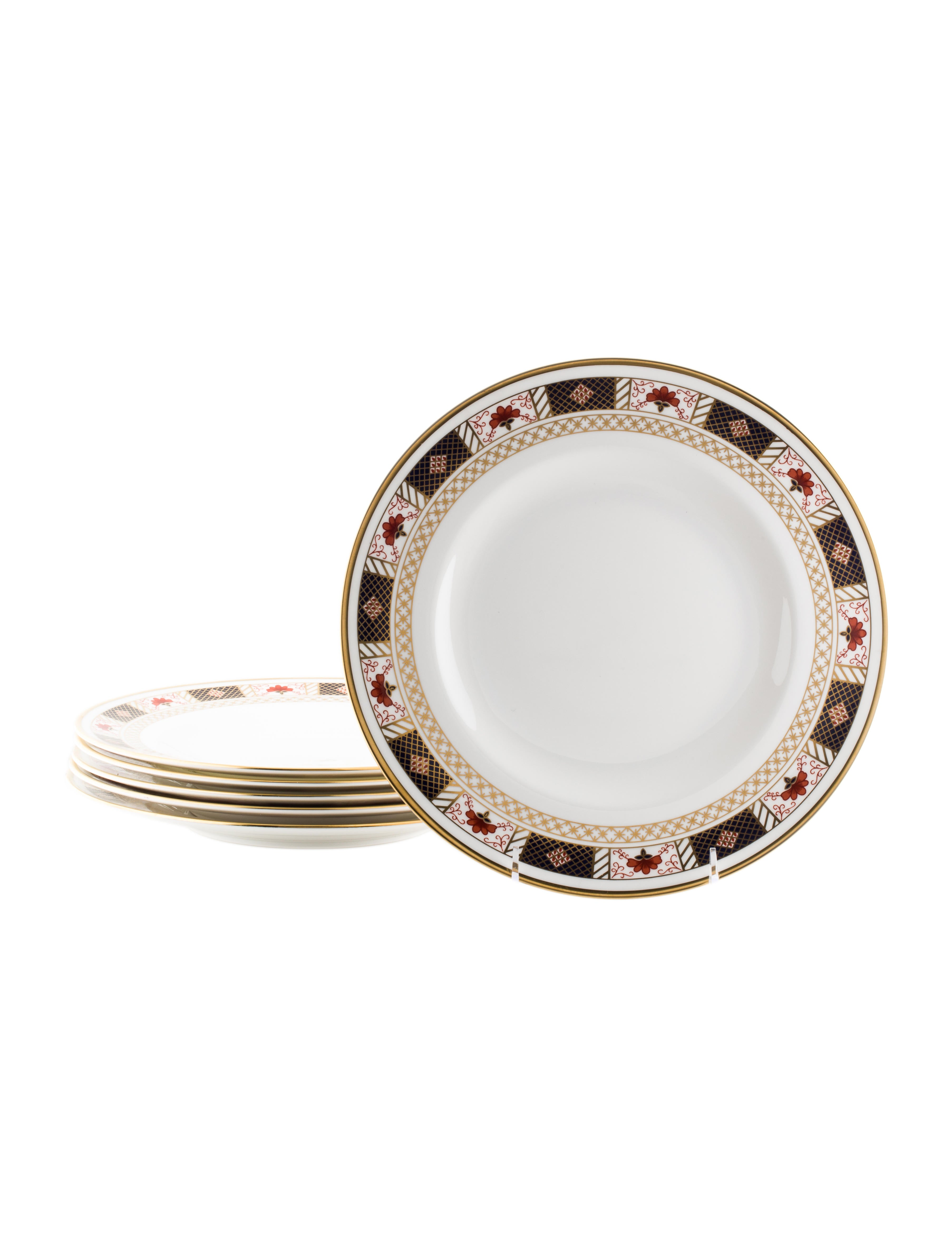 Set of dinner plates tabletop and kitchen rcd20009 for Kitchen set plates