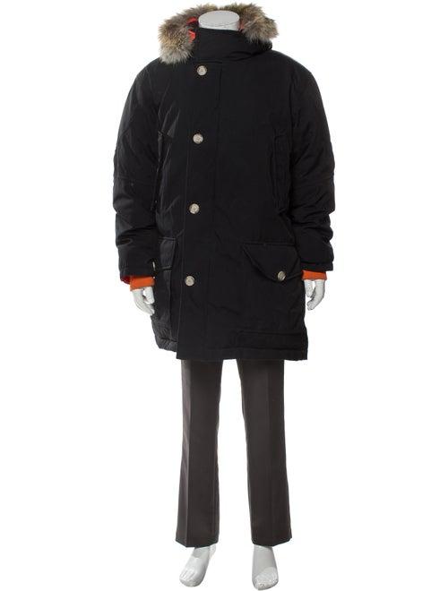 Woolrich Puffer Coat Black