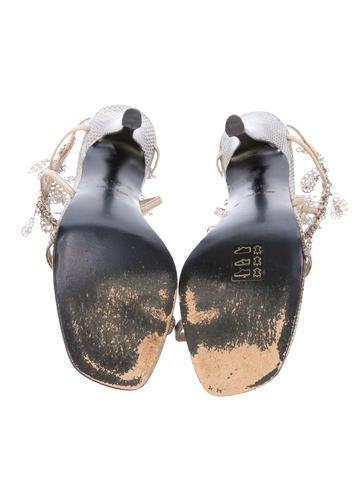 Lizard Sandals