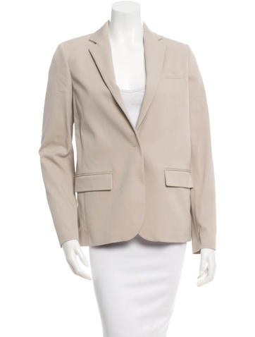 Reed Krakoff Classic Dual Pocket Blazer None