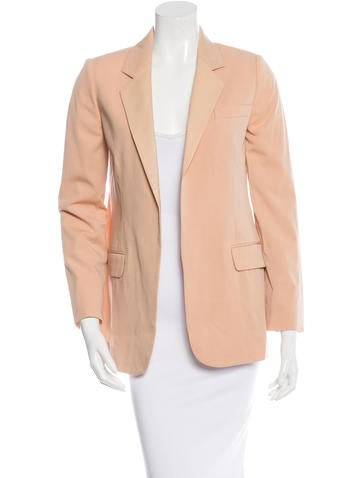 Reed Krakoff Notched Lapels Blazer None