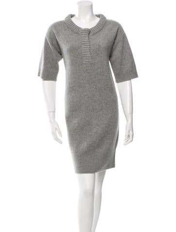 Reed Krakoff Wool Mini Dress None