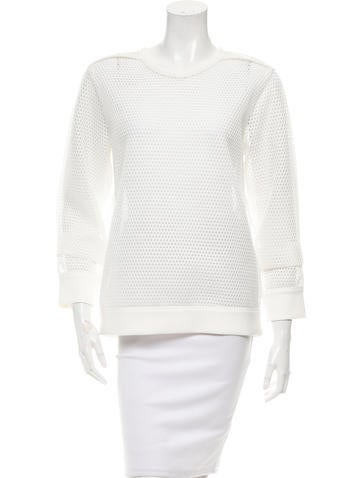 Reed Krakoff Honeycomb Mesh Top w/ Tags None
