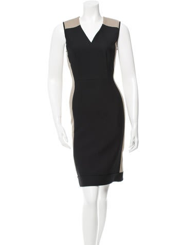 Reed Krakoff Wool Sheath Dress