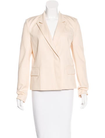 Reed Krakoff Double-Breasted Narrow Lapel Blazer w/ Tags None