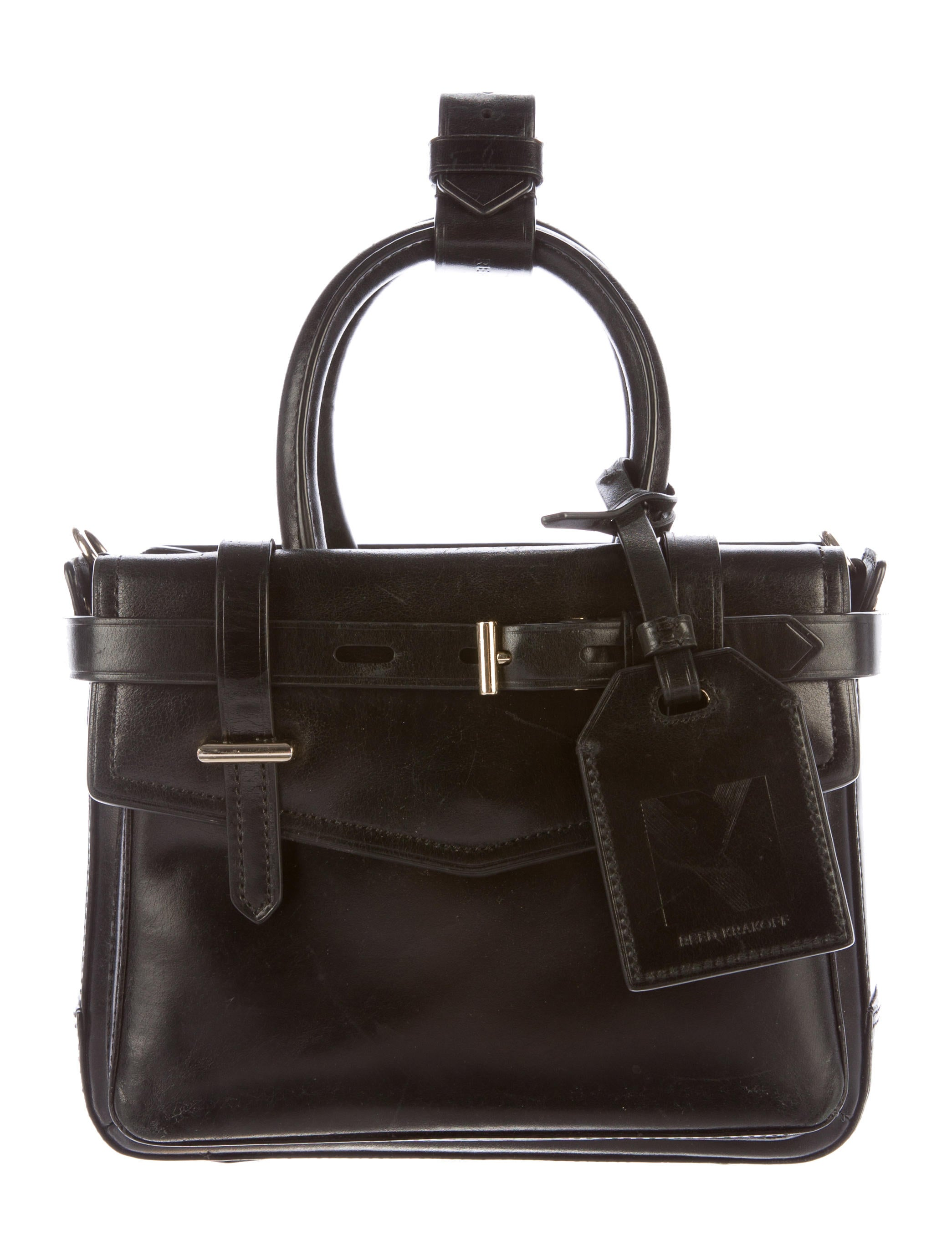 Reed Krakoff Mini Boxer Bag Handbags Ree26207 The