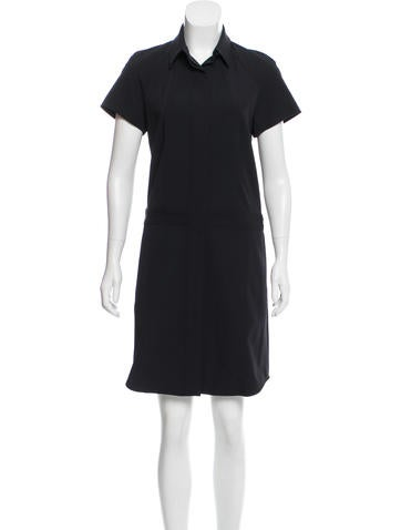 Reed Krakoff Virgin Wool Shirtdress w/ Tags None