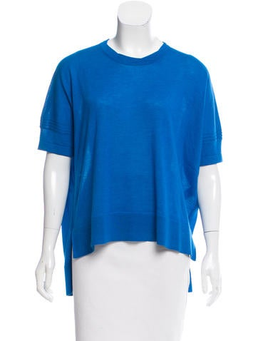 Reed Krakoff Oversize High-Low Sweater None