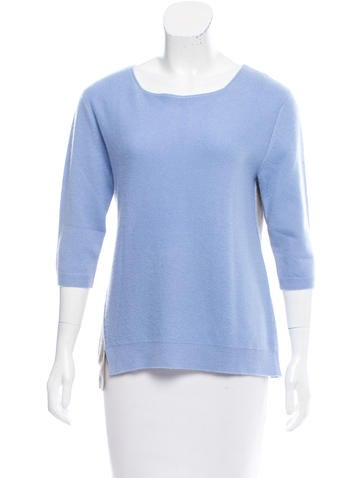 Reed Krakoff Cashmere Colorblock Sweater None