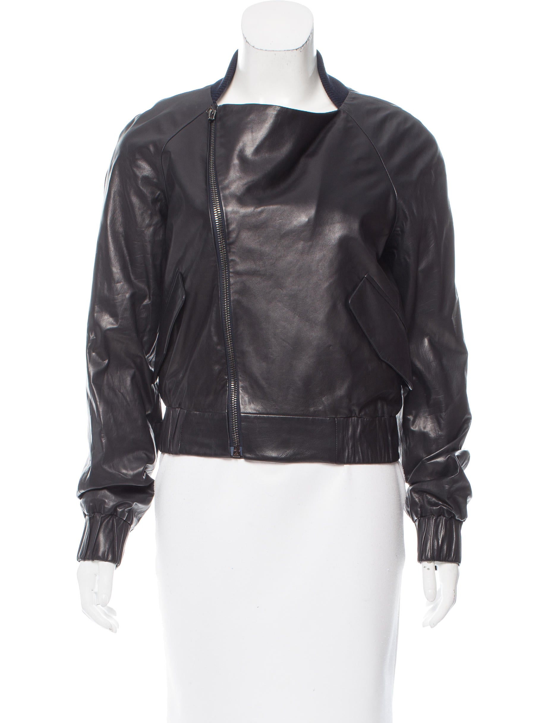 Reed leather jackets