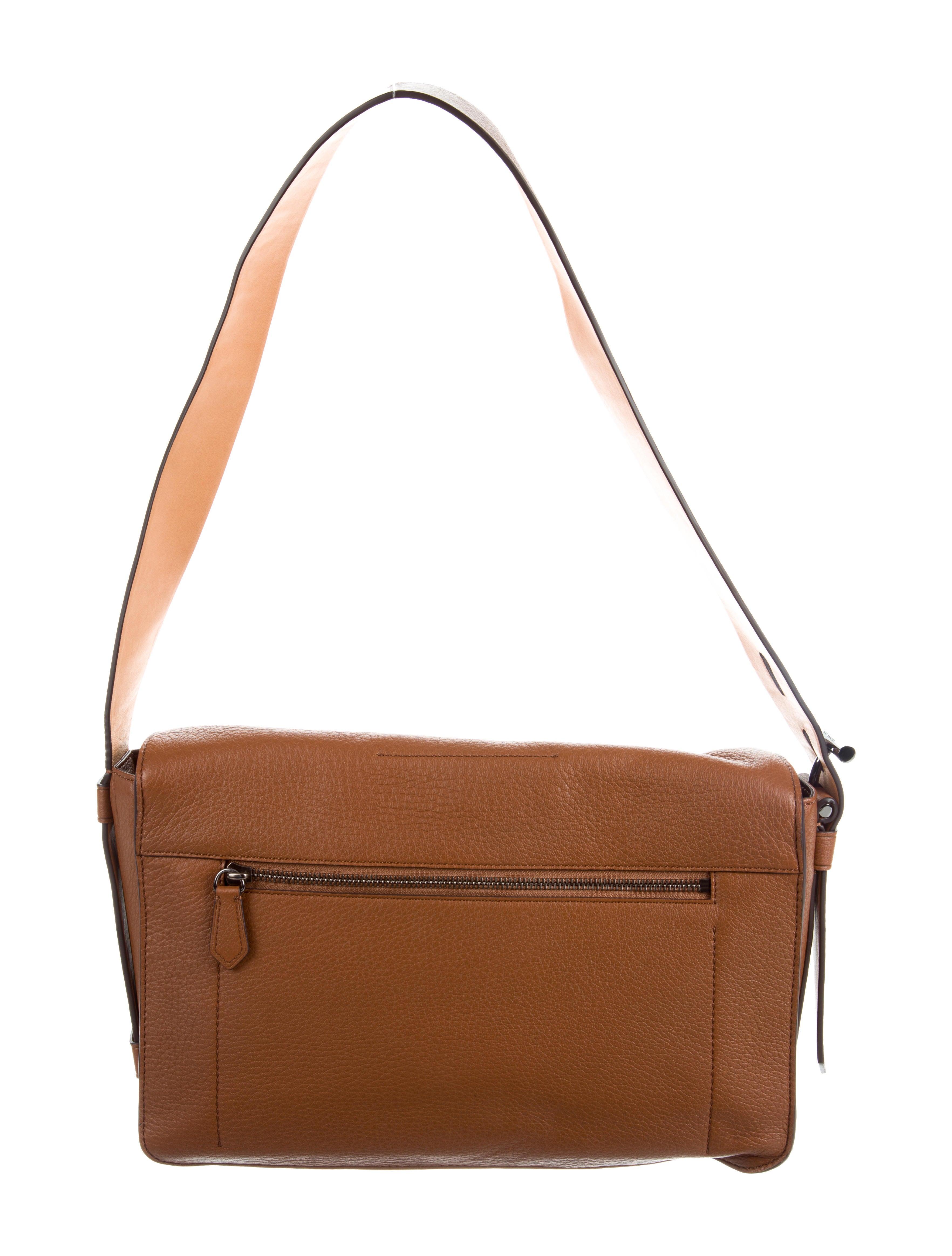 Reed Krakoff Standard Messenger Bag Handbags REE27825  : REE278254enlarged from www.therealreal.com size 3529 x 4656 jpeg 901kB