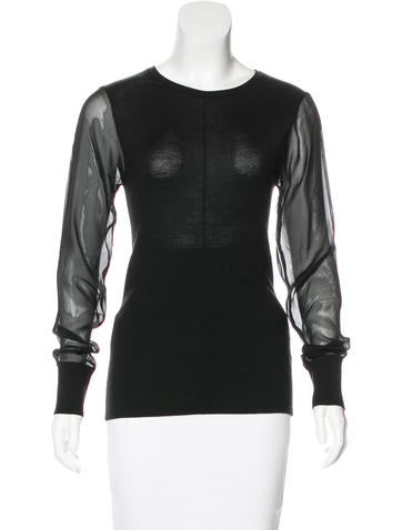Reed Krakoff Cashmere & Wool Sweater None