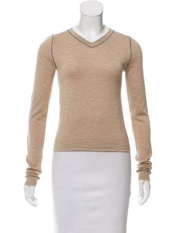 Reed Krakoff Cashmere Knit Sweater None