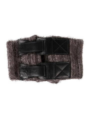 Reed Krakoff Rib Knit Snood None