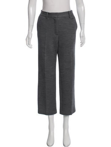 Reed Krakoff Mid-Rise Wool Pants w/ Tags None