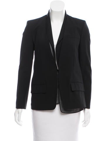 Reed Krakoff Wool Convertible Blazers w/ Tags None