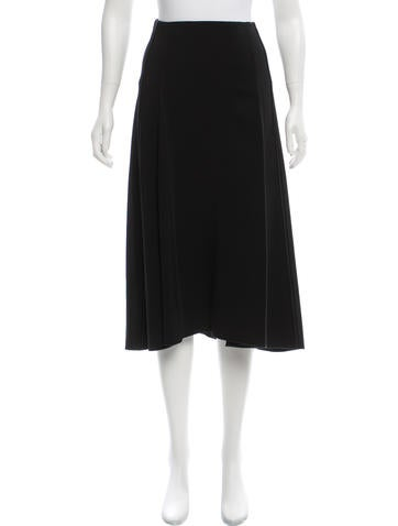 Reed Krakoff Midi Skirt None
