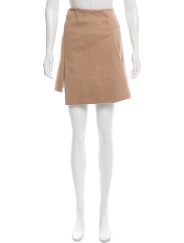 Reed Krakoff Knit Mini Skirt None