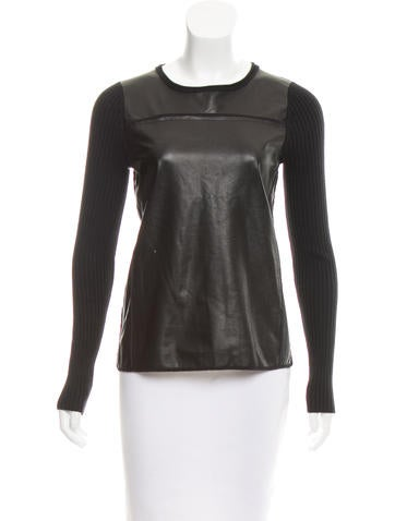Reed Krakoff Wool & Cashmere Sweater w/ Tags None