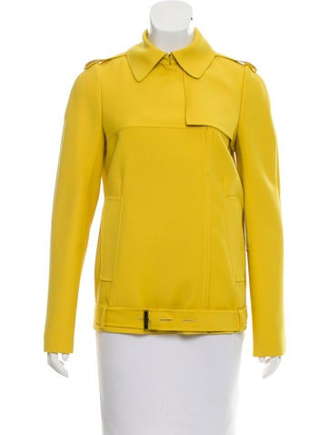 Reed Krakoff Collared Wool Jacket w/ Tags None