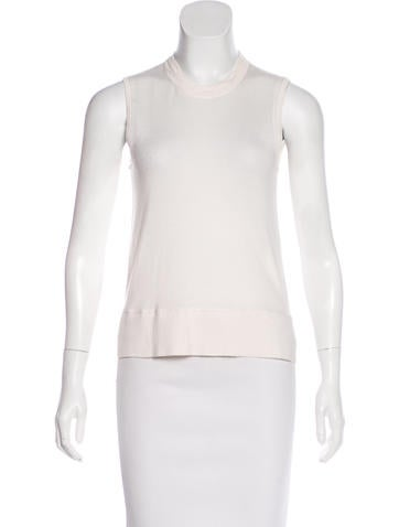 Reed Krakoff Sleeveless Knit Top None