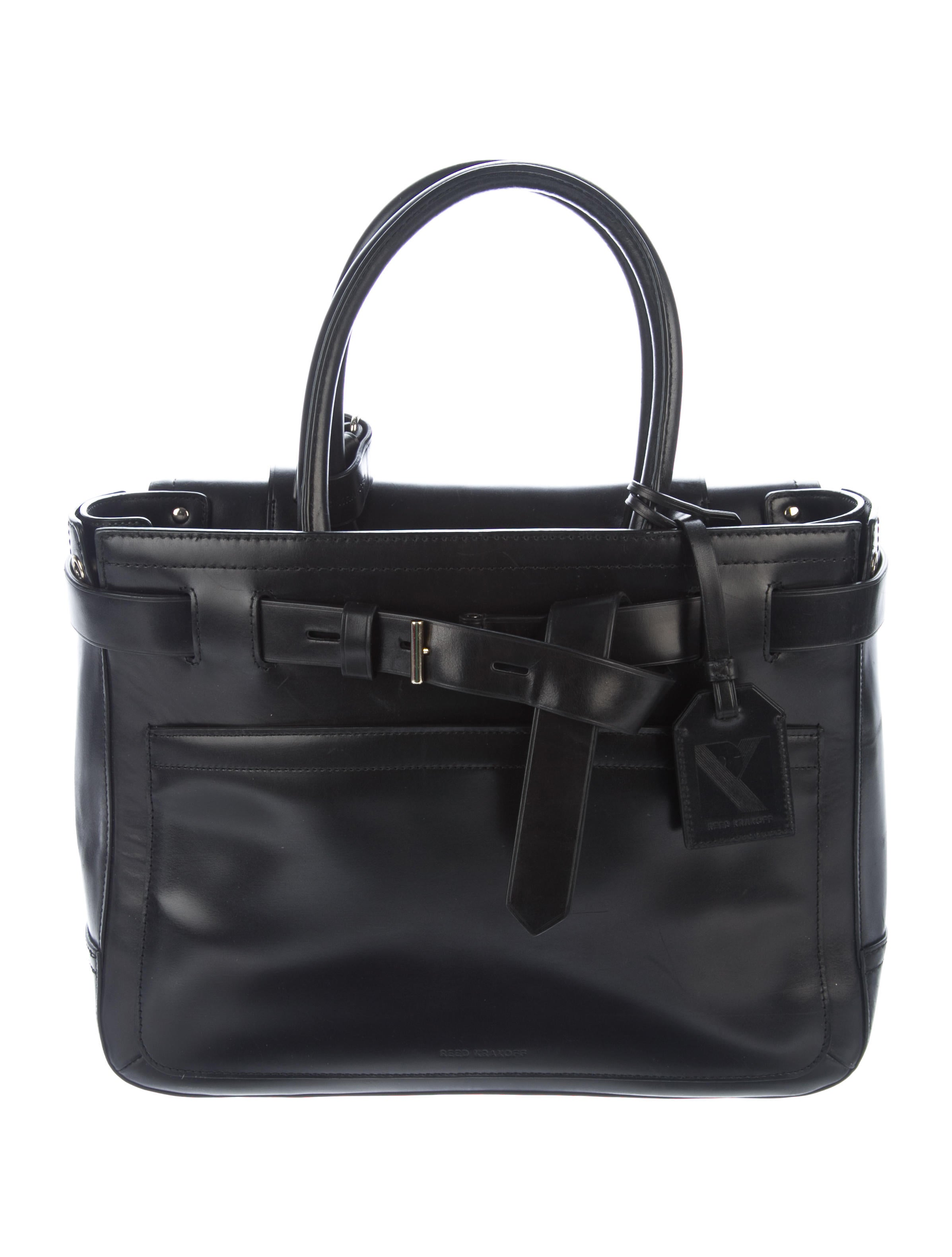 Leather Boxer Bag