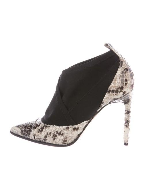 Reed Krakoff Snakeskin Boots