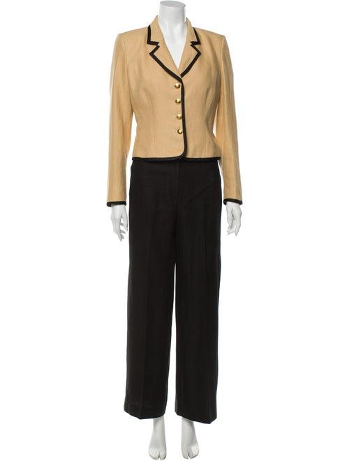 Rena Lange Linen Pant Set