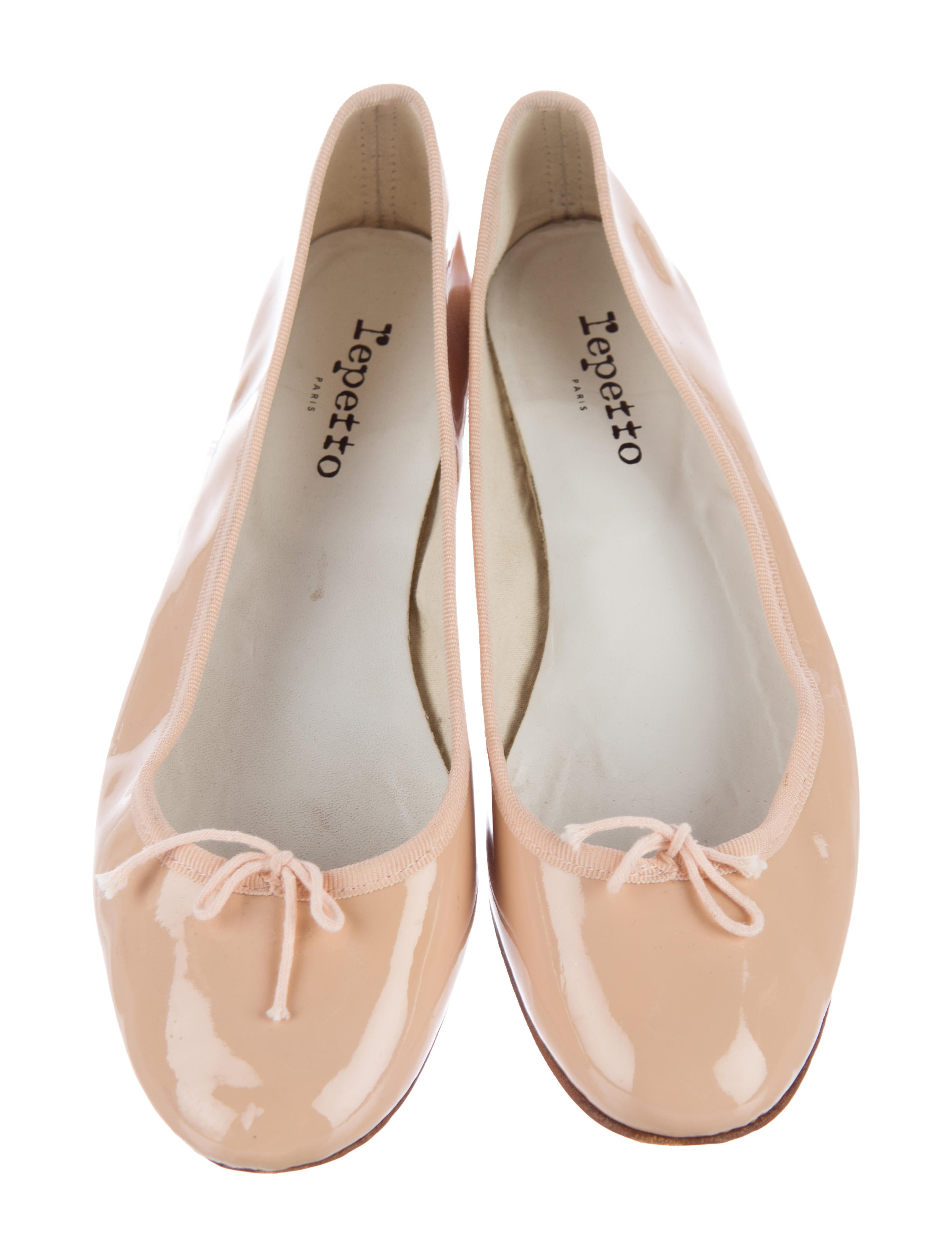 repetto patent leather ballet flats shoes rep21114