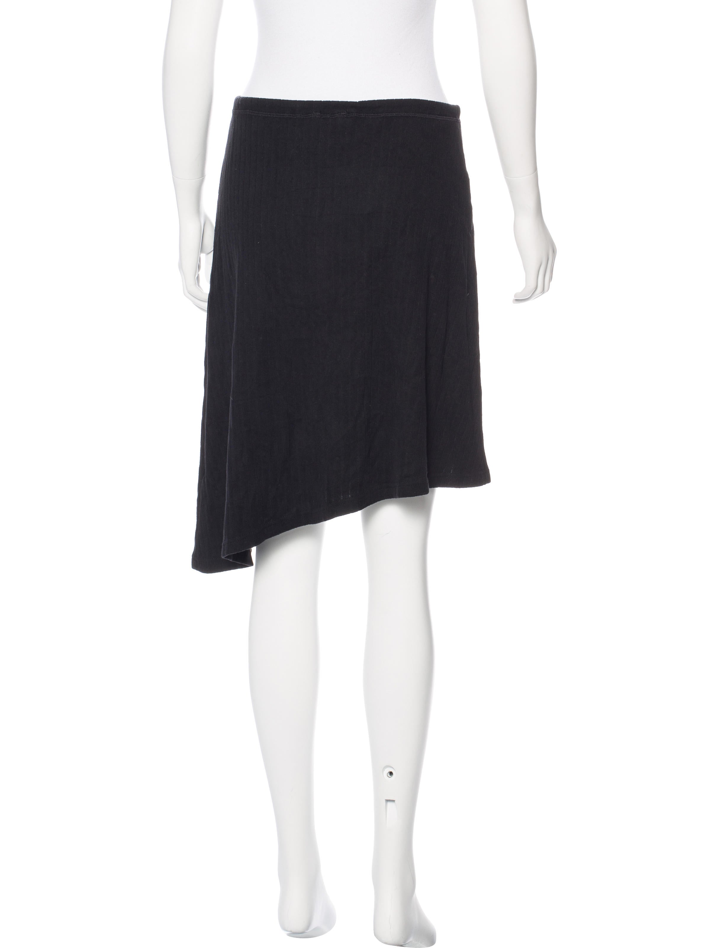repetto knee length knit skirt w tags skirts rep21210