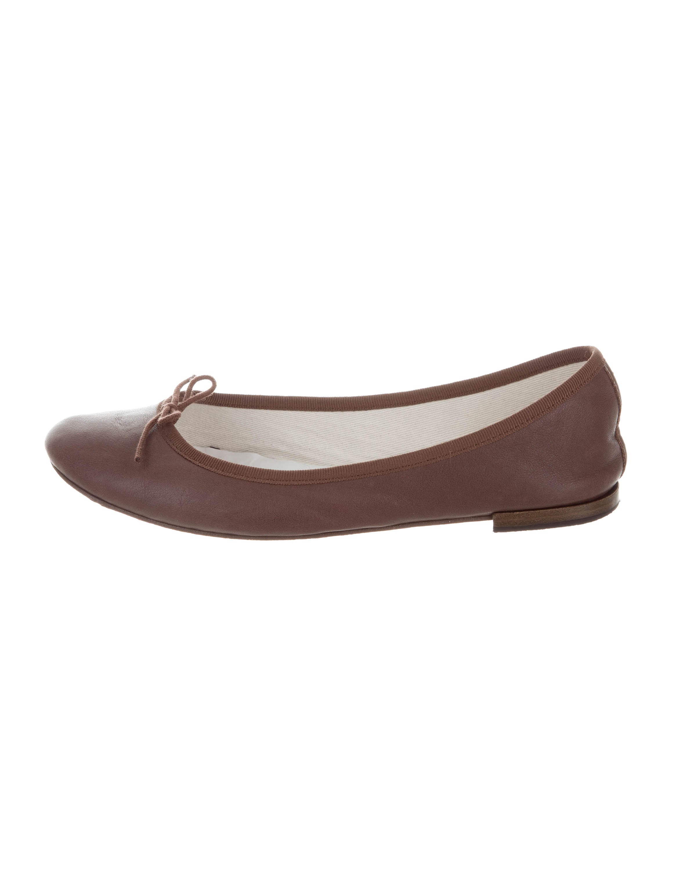 Repetto Leather Round-Toe Flats shop for for sale classic discounts online brand new unisex outlet locations for sale W9mNryPjPp