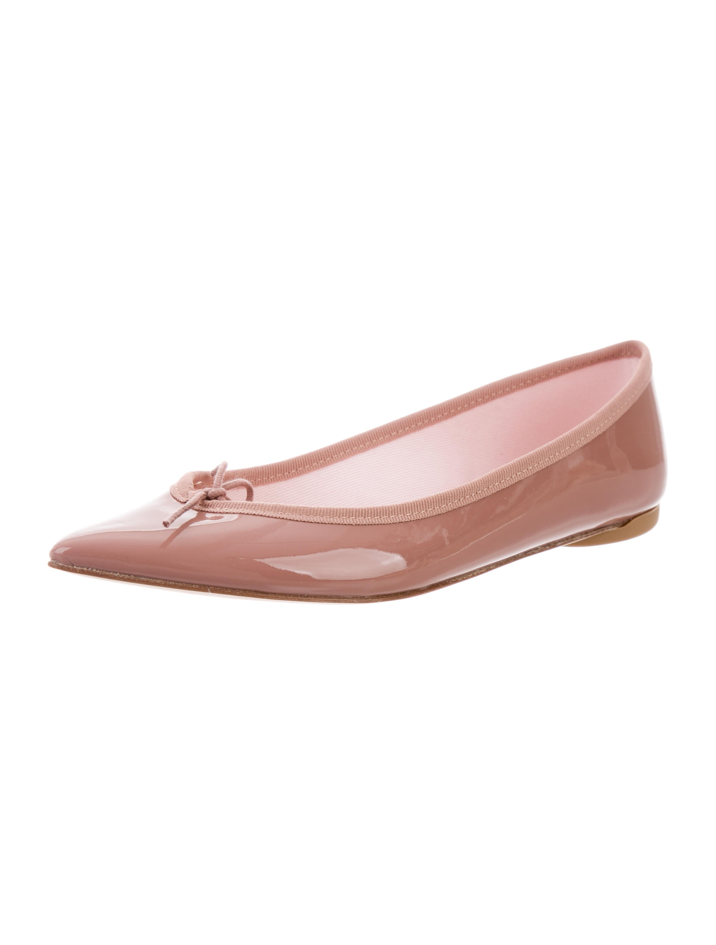 Repetto Brigitte Pointed-Toe Flats w/ Tags Inexpensive sale online quality free shipping get authentic free shipping from china best wholesale k9HDe39