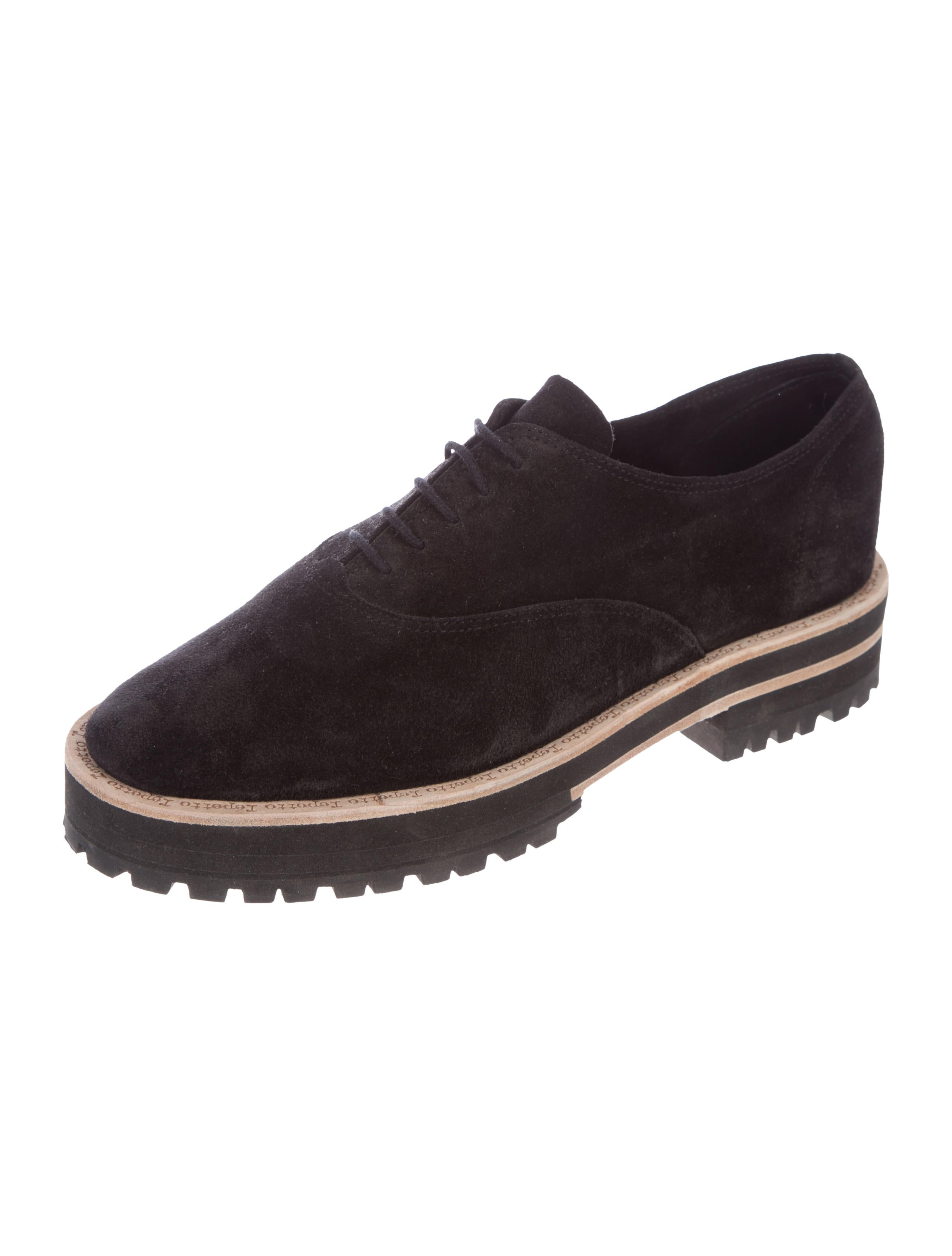 clearance cost clearance factory outlet Repetto Suede Platform Oxfords sale online Rw1WB0e0t