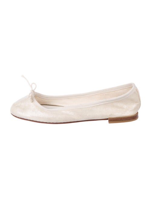 Repetto Suede Ballet Flats