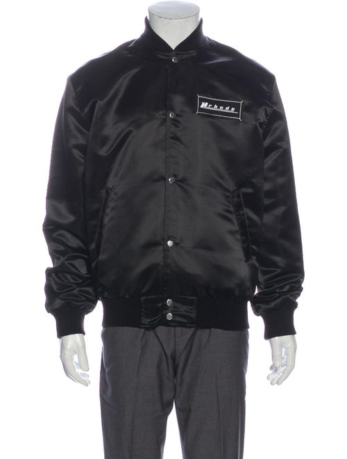 Rhude Varsity Graphic Print Bomber Jacket w/ Tags