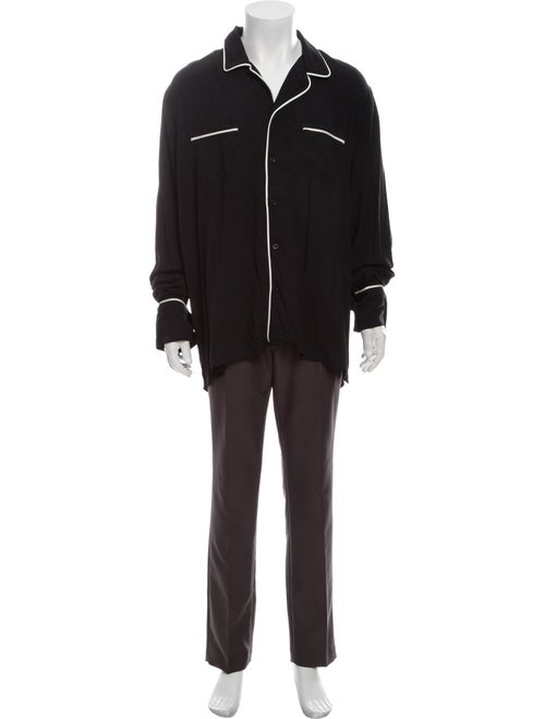 Rhude Pajama Set w/ Tags Black