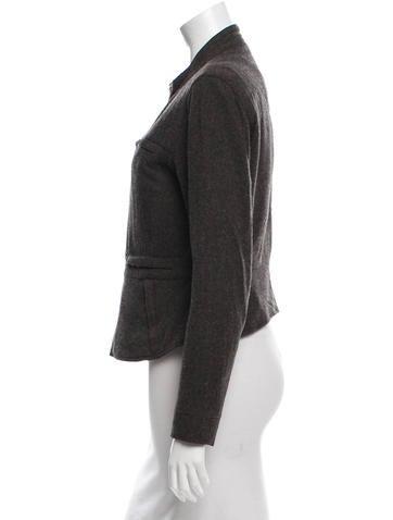 Lightweight Wool Jacket