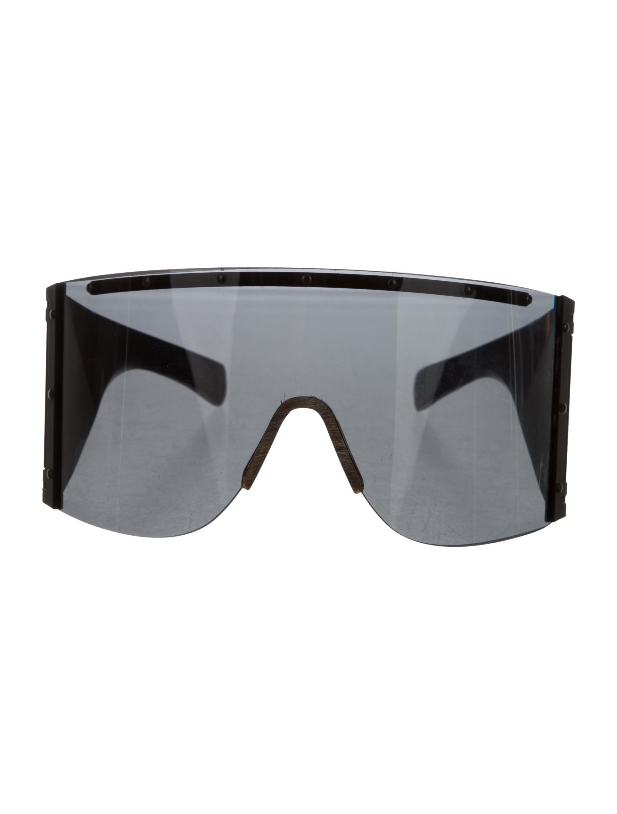 a3e89c99489 Womens Designer Shield Sunglasses « One More Soul