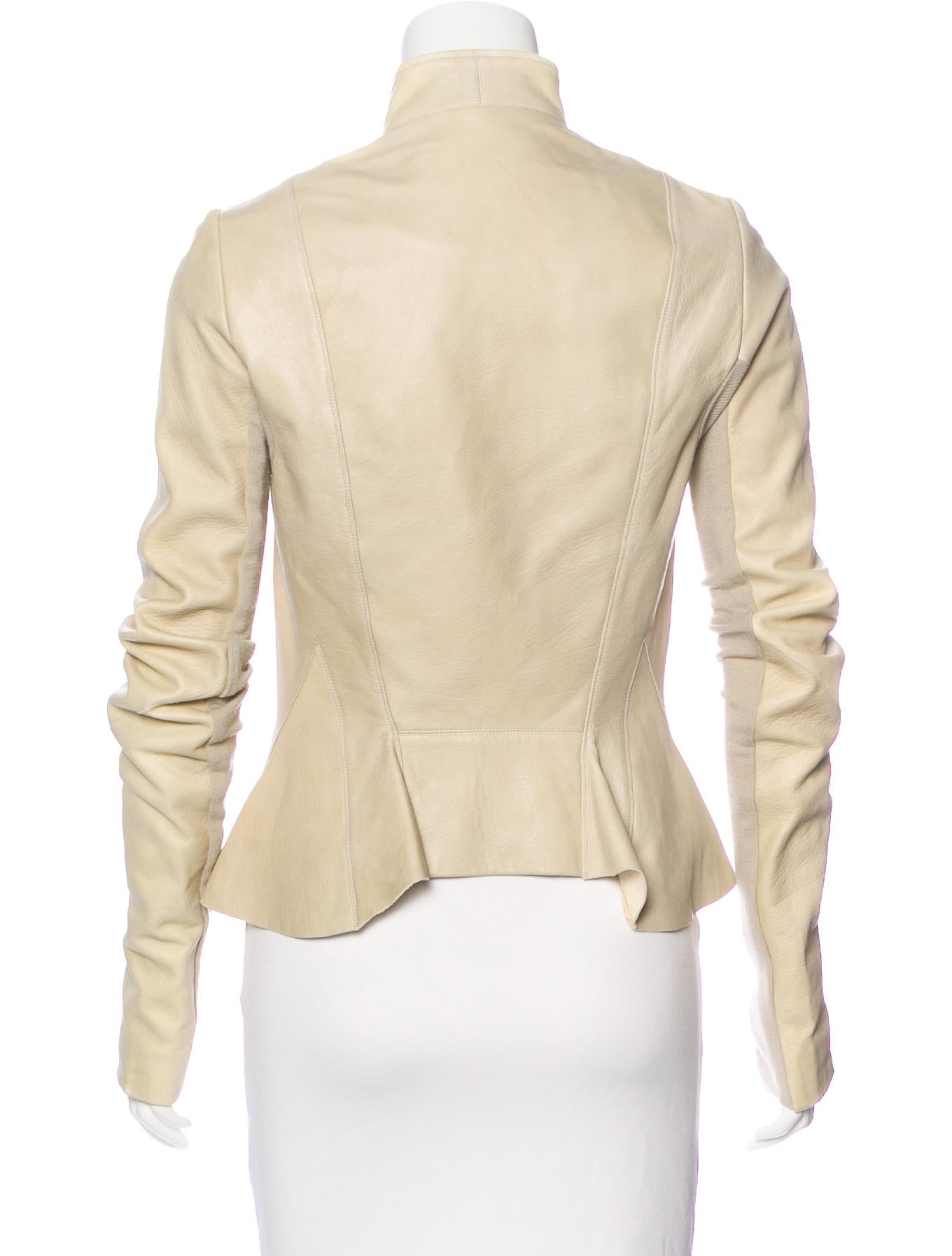 CASUAL THIN LIGHTWEIGHT JACKET WITH LEATHER SLEEVE AND SLIM PATTERN. Lock and Love LL Womens Hooded Faux leather Jacket. by Lock and Love. $ - $ $ 17 $ 59 95 Prime. FREE Shipping on eligible orders. Some sizes/colors are Prime eligible. out of 5 stars 3, Product Features.