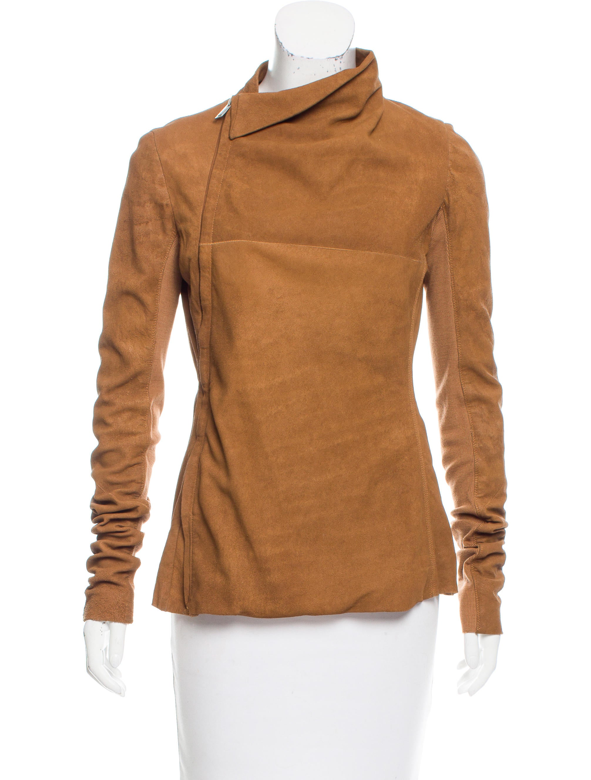 Lightweight leather jackets