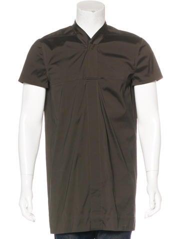 Rick Owens 2016 Golf Shirt w/ Tags None