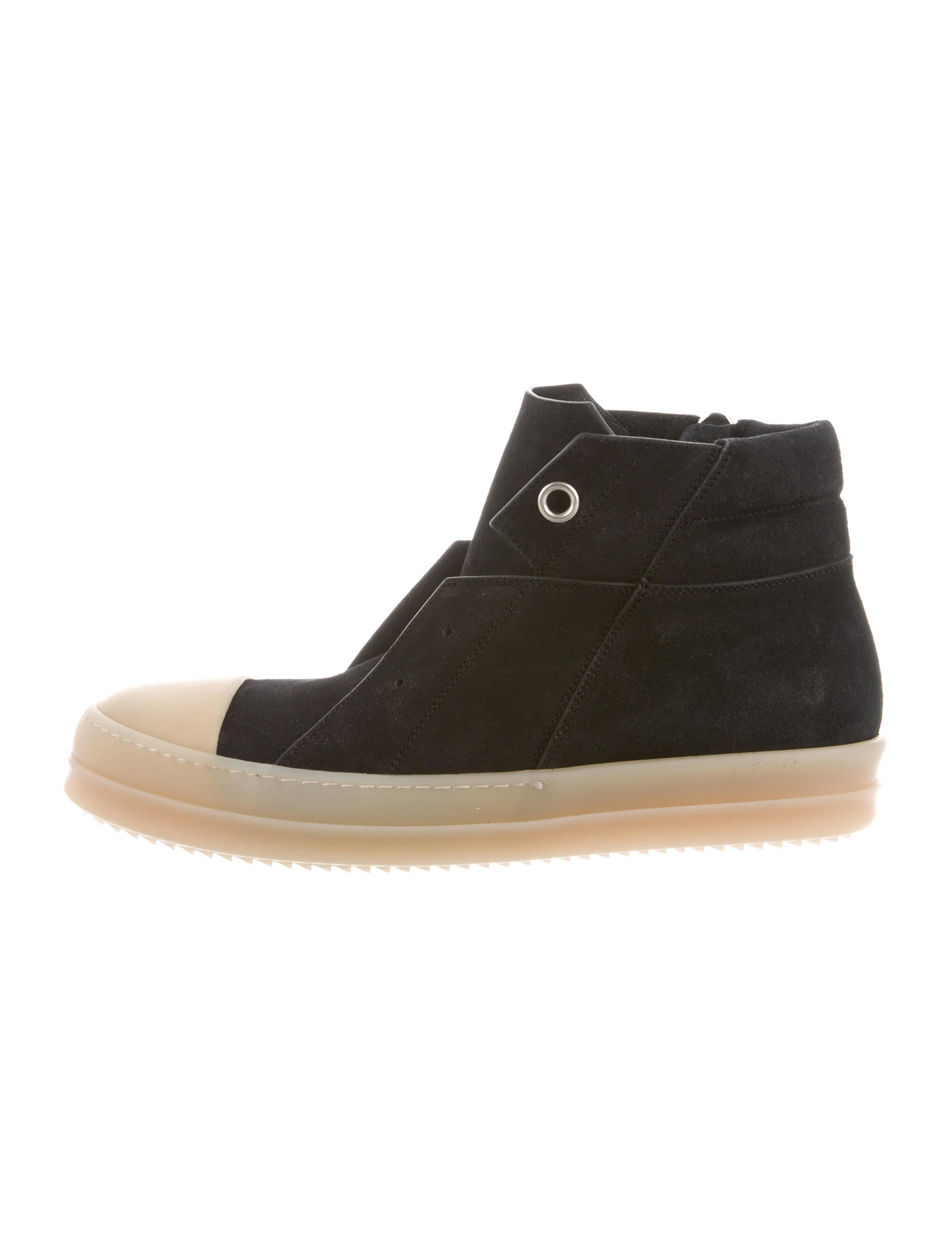 Official Mens Rick Owens island Dunk Sneakers Store