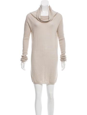 Rick Owens 2016 Wool Dress None